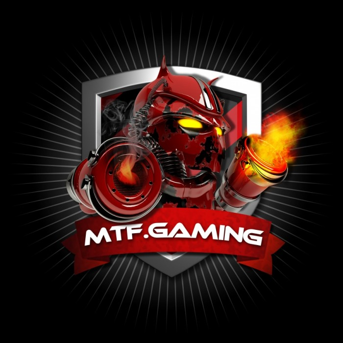 Tom Molling : TOMO Design u00bb MTF.Gaming Logo : Web u0026 Print ...